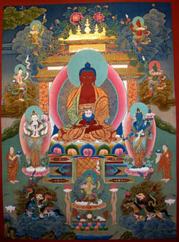 AMITABHA EMPOWERMENT, TEACHING AND PRACTICE May 27 & 28