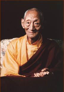 His Eminence Kalu Rinpoche